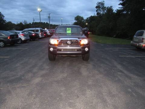 2011 Toyota Tacoma for sale at Heritage Truck and Auto Inc. in Londonderry NH