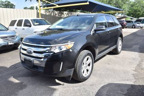 2013 Ford Edge for sale at Midtown Motor Company in San Antonio TX