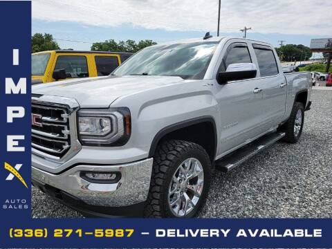 2016 GMC Sierra 1500 for sale at Impex Auto Sales in Greensboro NC