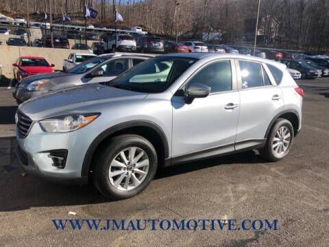 2016 Mazda CX-5 for sale at J & M Automotive in Naugatuck CT