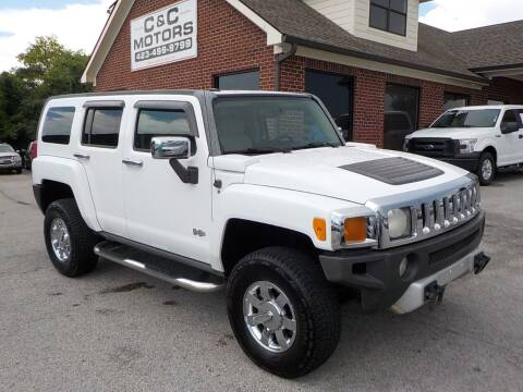 2008 HUMMER H3 for sale at C & C MOTORS in Chattanooga TN