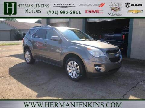 2011 Chevrolet Equinox for sale at Herman Jenkins Used Cars in Union City TN