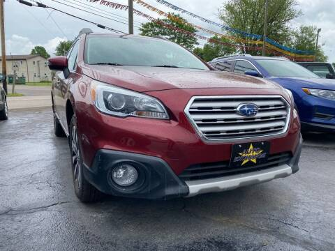 2016 Subaru Outback for sale at Auto Exchange in The Plains OH