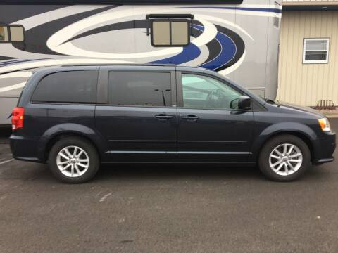 2014 Dodge Grand Caravan for sale at TJ's Auto in Wisconsin Rapids WI