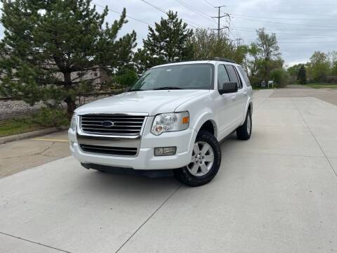 2010 Ford Explorer for sale at A & R Auto Sale in Sterling Heights MI
