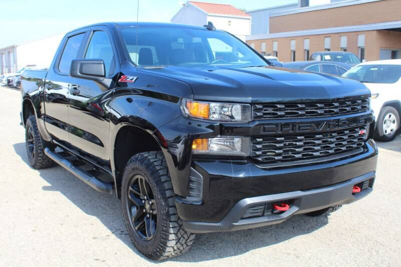 2020 Chevrolet Silverado 1500 for sale at SHAFER AUTO GROUP in Columbus OH