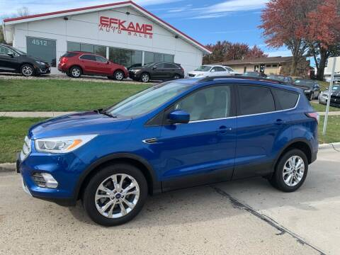 2017 Ford Escape for sale at Efkamp Auto Sales LLC in Des Moines IA