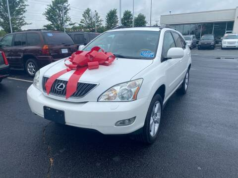 2005 Lexus RX 330 for sale at Charlotte Auto Group, Inc in Monroe NC