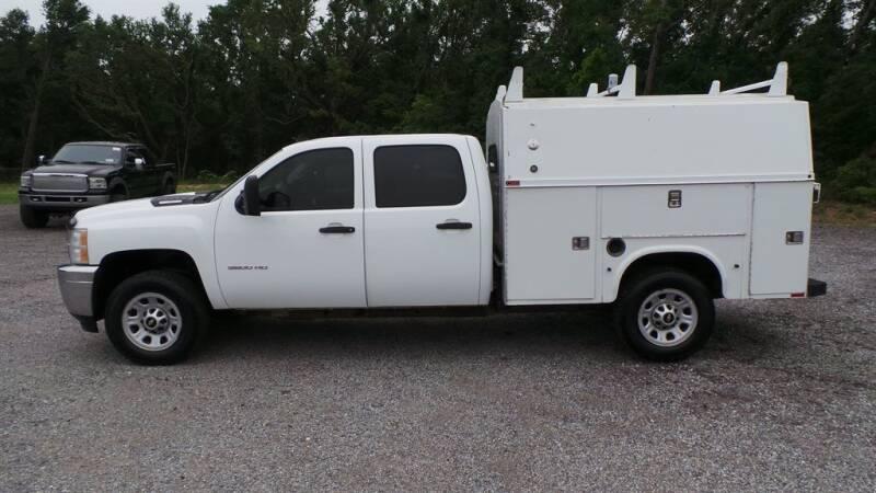 2014 Chevrolet Silverado 3500HD for sale at action auto wholesale llc in Lillian AL