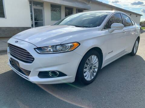 2013 Ford Fusion Hybrid for sale at 707 Motors in Fairfield CA