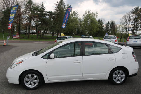 2005 Toyota Prius for sale at GEG Automotive in Gilbertsville PA
