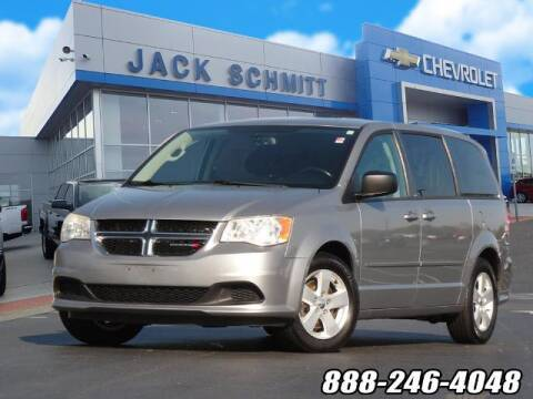 2013 Dodge Grand Caravan for sale at Jack Schmitt Chevrolet Wood River in Wood River IL