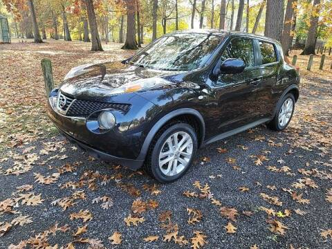 2013 Nissan JUKE for sale at CItywide Auto Credit in Oregon OH