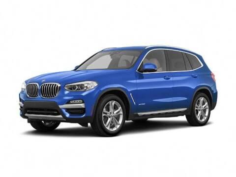 2020 BMW X3 for sale at Bourne's Auto Center in Daytona Beach FL