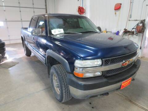2001 Chevrolet Silverado 2500HD for sale at Grey Goose Motors in Pierre SD