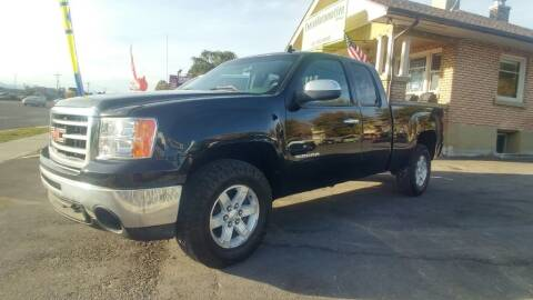2012 GMC Sierra 1500 for sale at Everett Automotive Group in Pleasant Grove UT