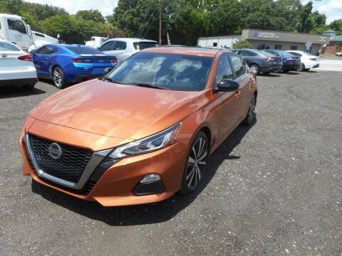 2019 Nissan Altima for sale at Auto Center Elite Vehicles LLC in Spartanburg SC