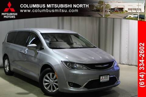 2018 Chrysler Pacifica for sale at Auto Center of Columbus - Columbus Mitsubishi North in Columbus OH