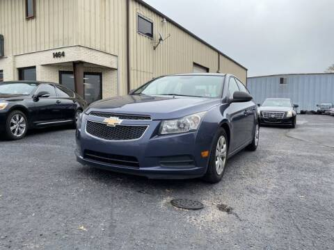 2013 Chevrolet Cruze for sale at Premium Auto Collection in Chesapeake VA