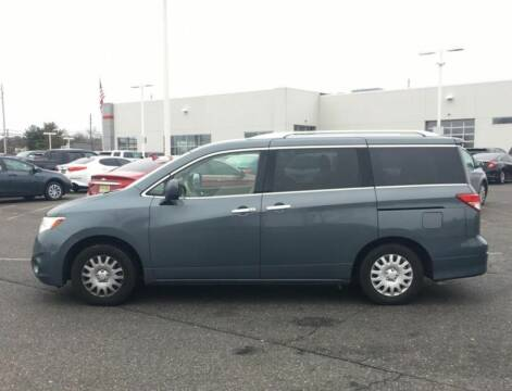 2012 Nissan Quest for sale at The Bengal Auto Sales LLC in Hamtramck MI