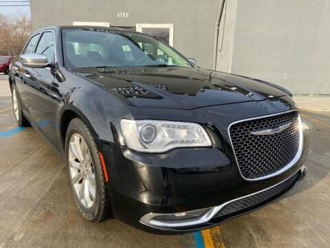 2016 Chrysler 300 for sale at NUMBER 1 CAR COMPANY in Detroit MI