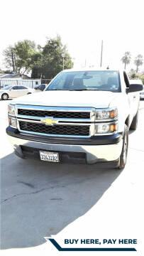 2015 Chevrolet Silverado 1500 for sale at DOYONDA AUTO SALES in Pomona CA