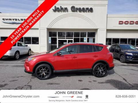 2016 Toyota RAV4 for sale at John Greene Chrysler Dodge Jeep Ram in Morganton NC