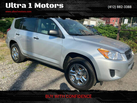 2011 Toyota RAV4 for sale at Ultra 1 Motors in Pittsburgh PA