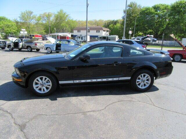 2006 Ford Mustang for sale at Bill Smith Used Cars in Muskegon MI