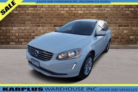2015 Volvo XC60 for sale at Karplus Warehouse in Pacoima CA