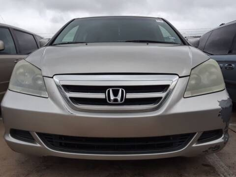 2007 Honda Odyssey for sale at Auto Haus Imports in Grand Prairie TX