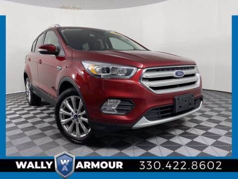 2018 Ford Escape for sale at Wally Armour Chrysler Dodge Jeep Ram in Alliance OH