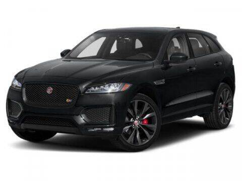 2020 Jaguar F-PACE for sale at BMW OF ORLAND PARK in Orland Park IL