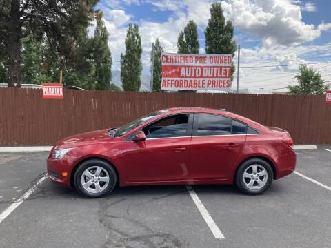 2014 Chevrolet Cruze for sale at Flagstaff Auto Outlet in Flagstaff AZ