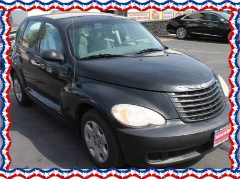 2008 Chrysler PT Cruiser for sale at American Auto Depot in Modesto CA