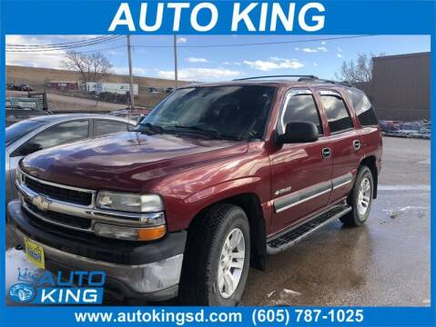 2003 Chevrolet Tahoe for sale at Auto King in Rapid City SD