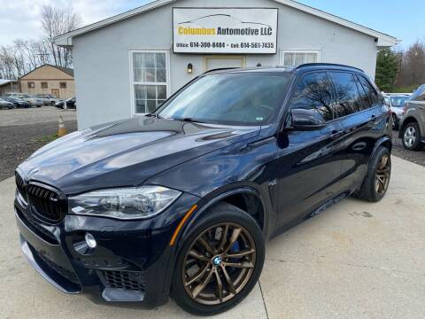 2015 BMW X5 M for sale at COLUMBUS AUTOMOTIVE in Reynoldsburg OH