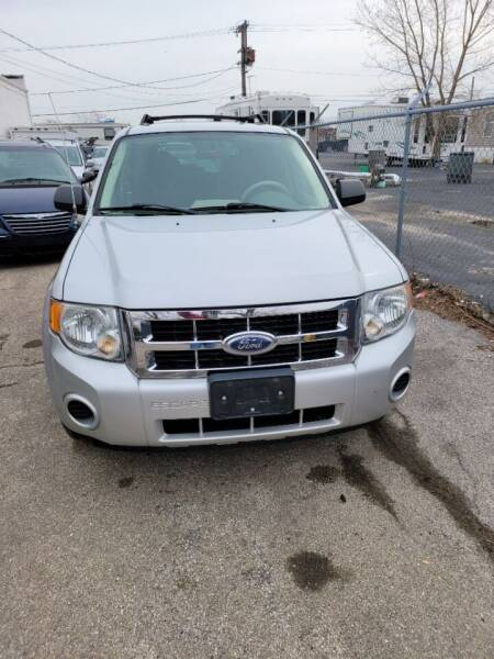 2008 Ford Escape for sale at Wisdom Auto Group in Calumet Park IL
