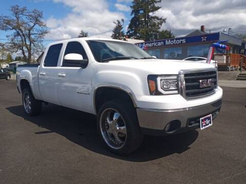 2008 GMC Sierra 1500 for sale at All American Motors in Tacoma WA