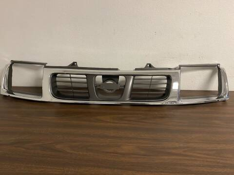 2000 GRILLE FRONT NISSAN  FRONTIER for sale at Tire Max in Orlando FL