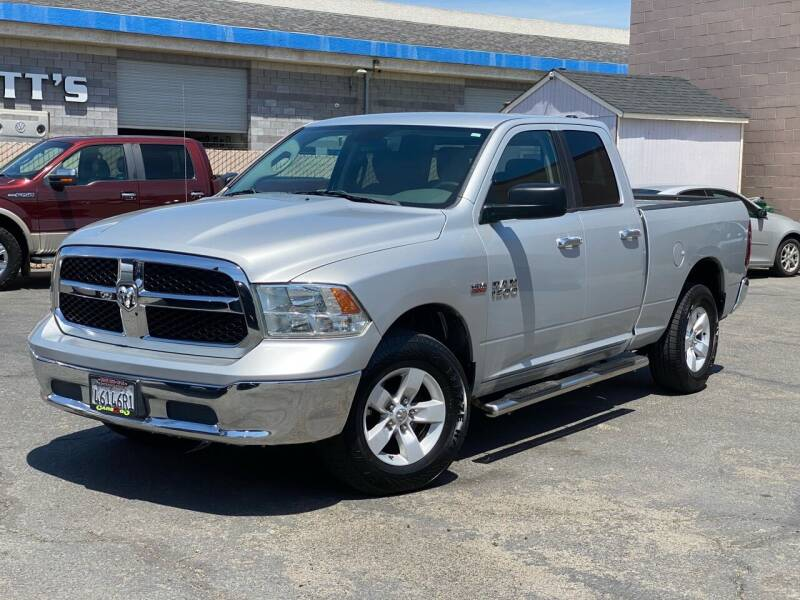2014 RAM Ram Pickup 1500 for sale at Cars 2 Go in Clovis CA
