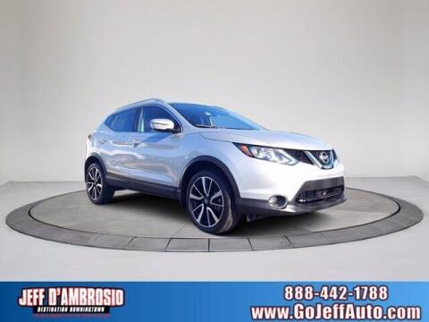 2017 Nissan Rogue Sport for sale at Jeff D'Ambrosio Auto Group in Downingtown PA