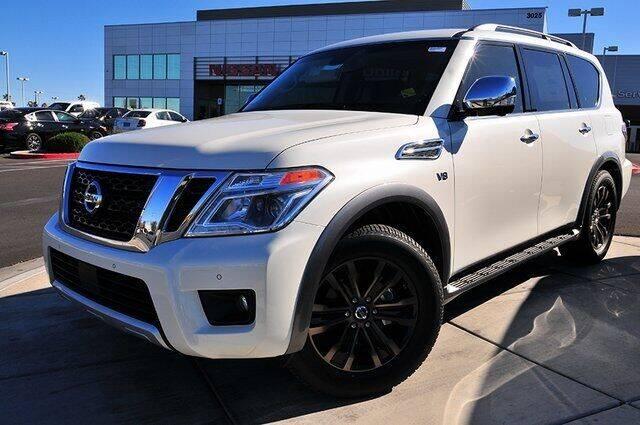 2020 Nissan Armada for sale in Las Vegas, NV