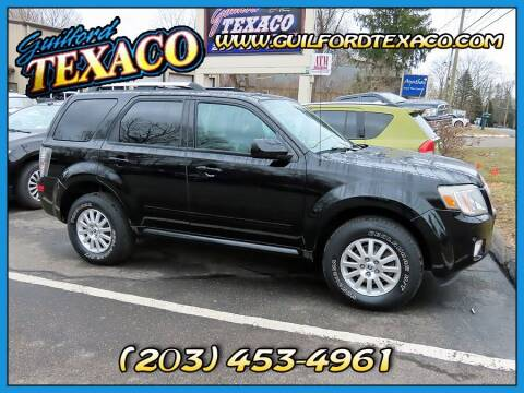 2010 Mercury Mariner for sale at GUILFORD TEXACO in Guilford CT