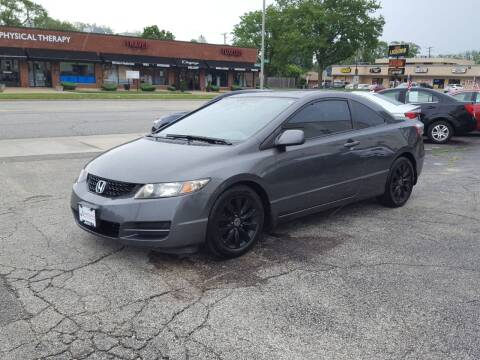 2011 Honda Civic for sale at AUTOSAVIN in Elmhurst IL
