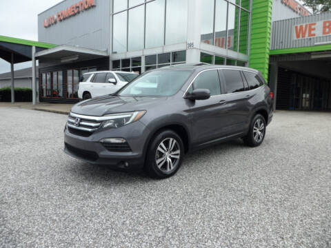 2017 Honda Pilot for sale at AUTO CONNECTION LLC in Montgomery AL
