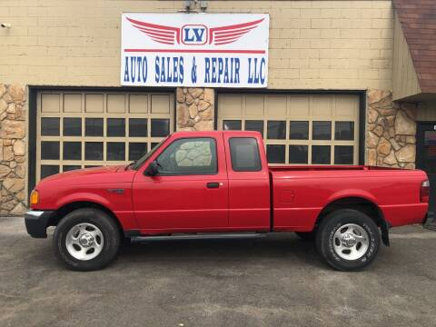 2004 Ford Ranger for sale at LV Auto Sales & Repair, LLC in Yakima WA