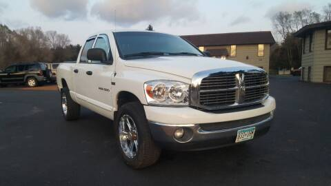 2007 Dodge Ram Pickup 1500 for sale at Shores Auto in Lakeland Shores MN