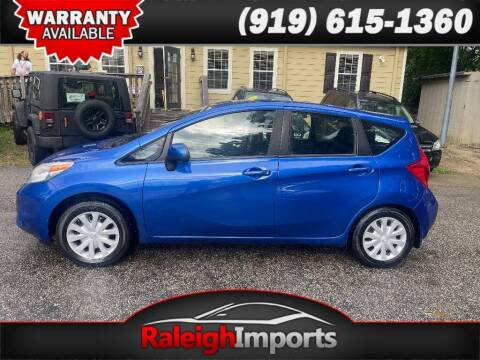 2014 Nissan Versa Note for sale at Raleigh Imports in Raleigh NC