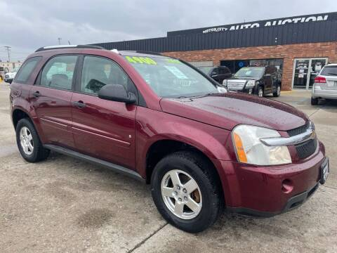 2007 Chevrolet Equinox for sale at Motor City Auto Auction in Fraser MI